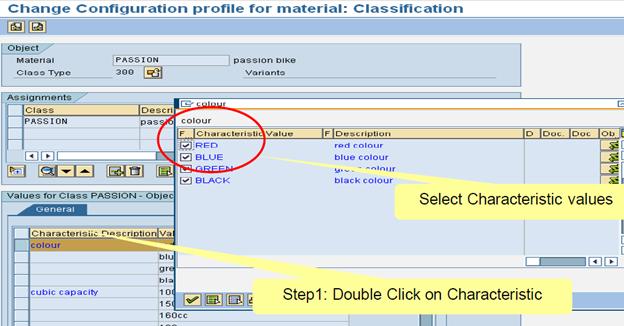Create Configuration Profile