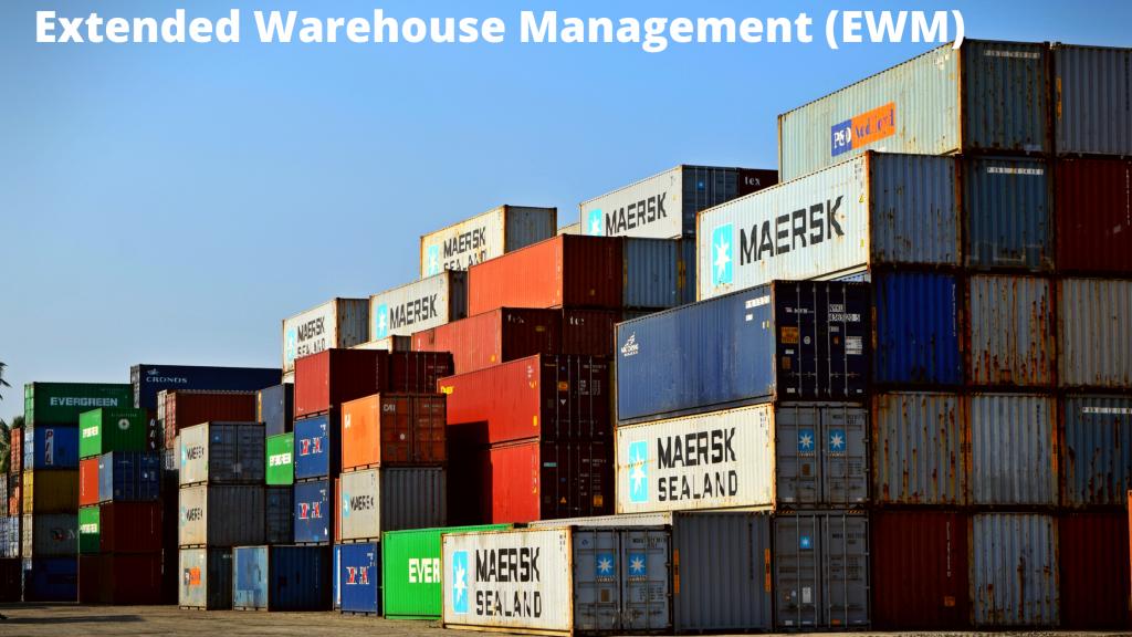 SAP EWM Overview
