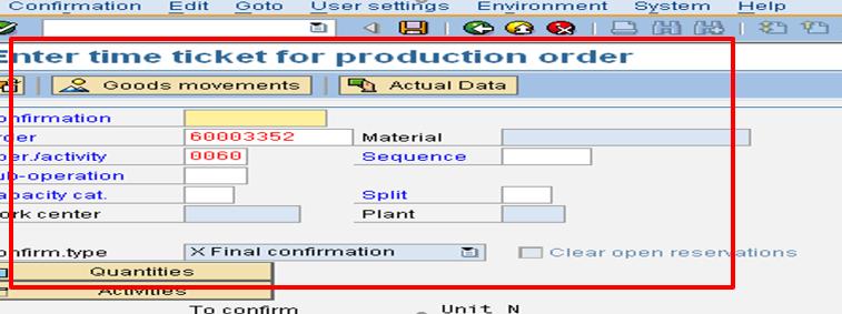 sap make to order configuration steps
